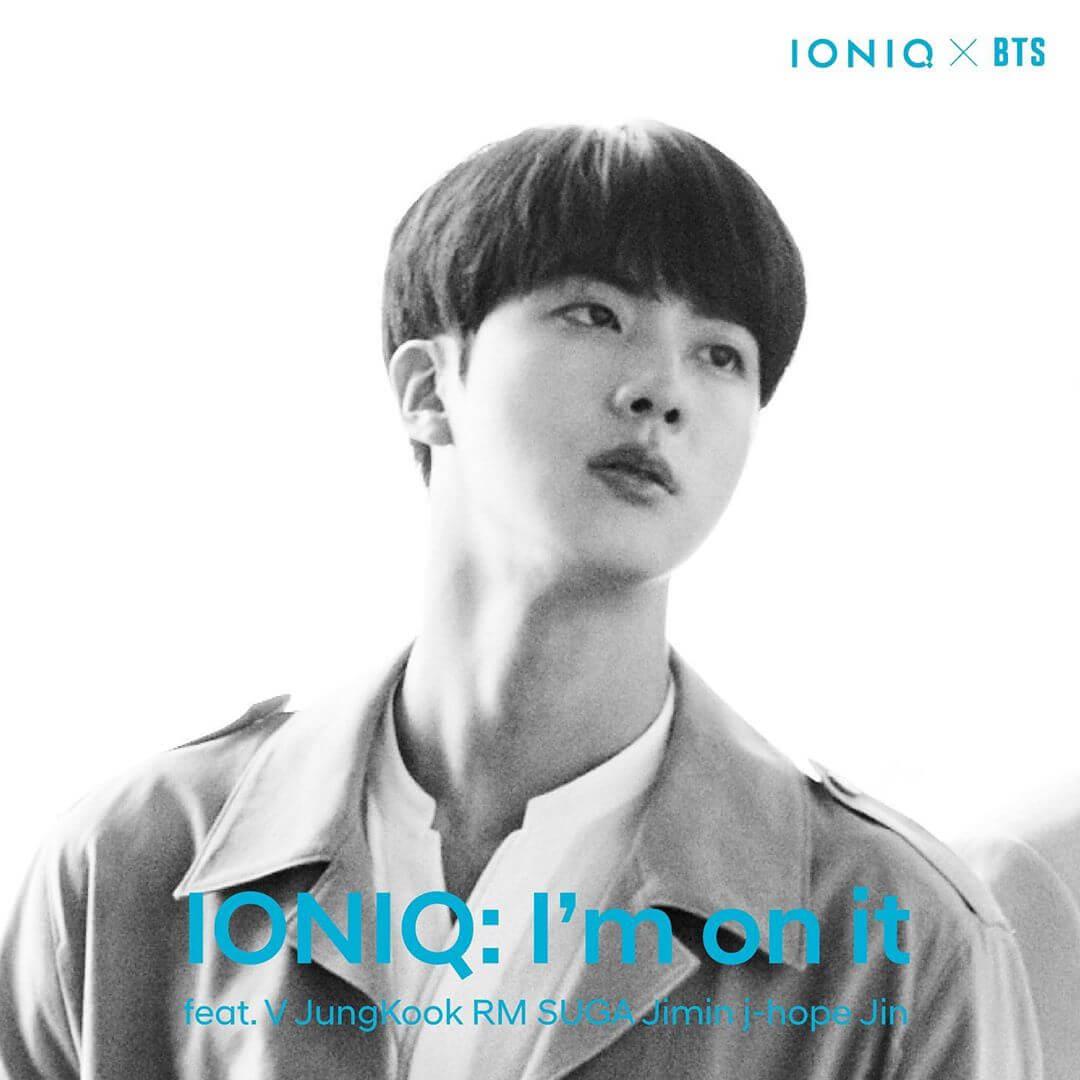 Фото мемберов BTS к выходу песни 'IONIQ: I'm on it' для Hyundai - 18 Августа 2020 - Фанатский ...
