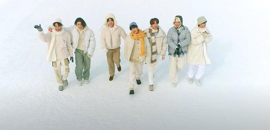 Вышло превью к 2021 BTS Winter Package - 26 Января 2021 - Фанатский сайт о BTS